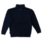 Miles Quarter Zip - Back