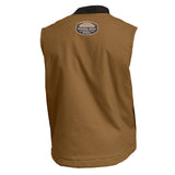 Dickies Inaugural - Insulated Canvas Vest - Back