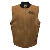 Dickies Inaugural - Insulated Canvas Vest - Front