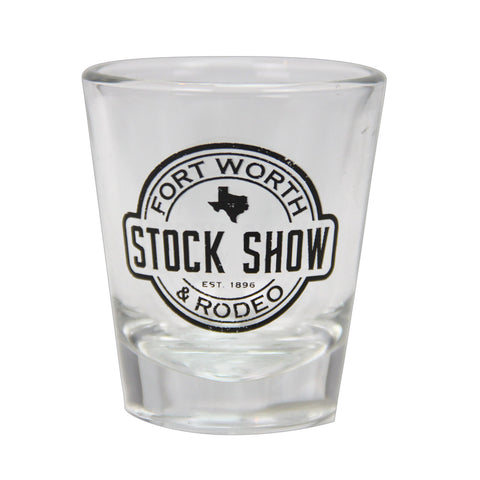 Novelty 2019 Shot Glass - Front
