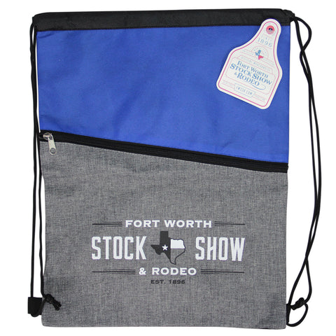 Novelty FWSSR Drawstring Bag - Front
