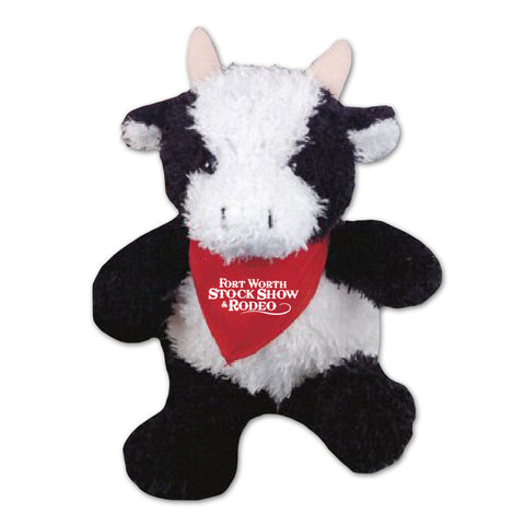 Novelty 2019 Plush Cow - Front