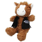 Novelty 2019 Plush Horse - Front