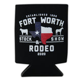 Texas Icon Koozie - Detail