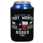 Texas Icon Koozie - Front