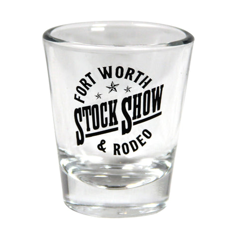 Texan Shot Glass - Front