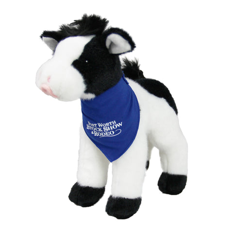 2020 Plush Cow Toy - Front