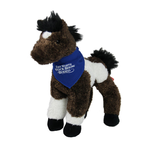 2020 Plush Horse Toy - Front