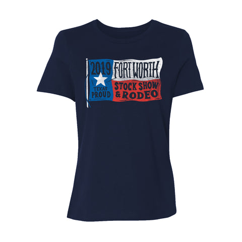 Women's Texas Proud T-Shirt - Front
