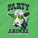Toddler Party Animal T-Shirt - Detail
