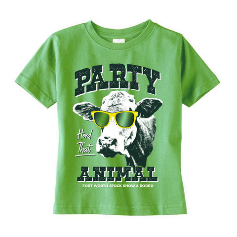 Toddler Party Animal T-Shirt - Front