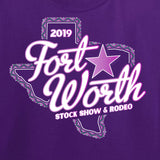 Star Of Fort Worth T-Shirt - Detail