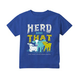 Toddler Herd That T-Shirt - Front
