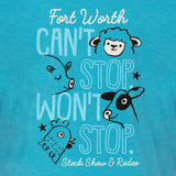 Youth Can't Stop Won't Stop T-Shirt - Detail