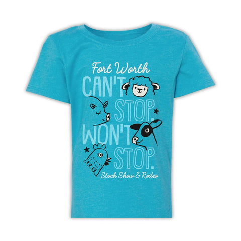 Youth Can't Stop Won't Stop T-Shirt - Front