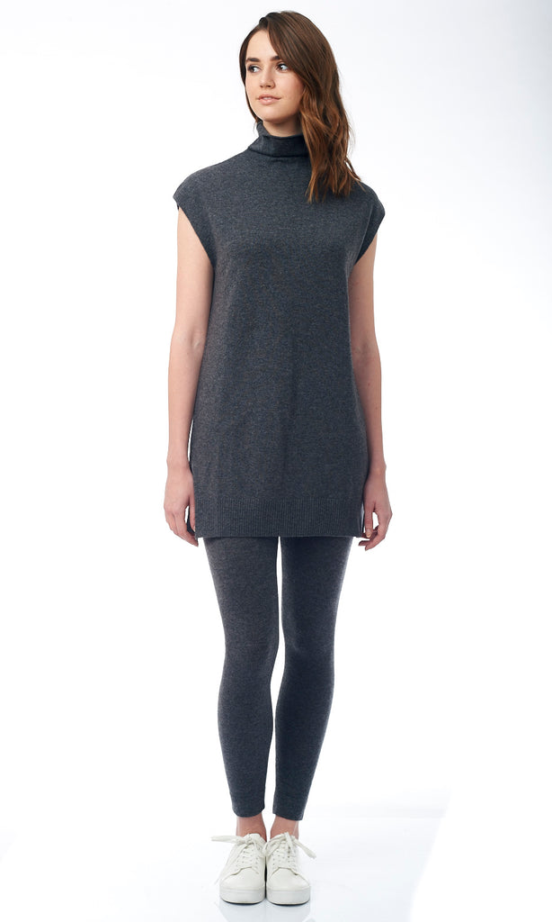 The Funnel Neck Tunic