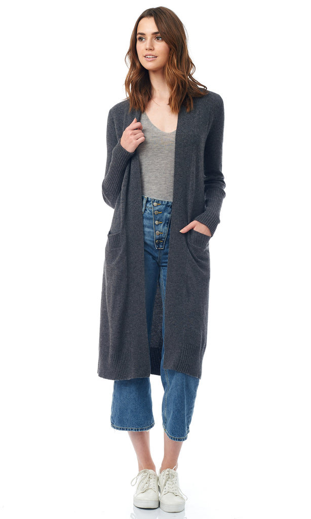 The Blouson Sleeve Duster