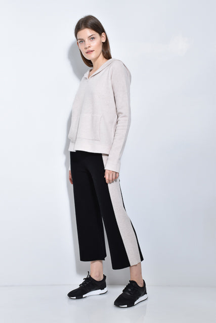The Colorblock Flare Pant