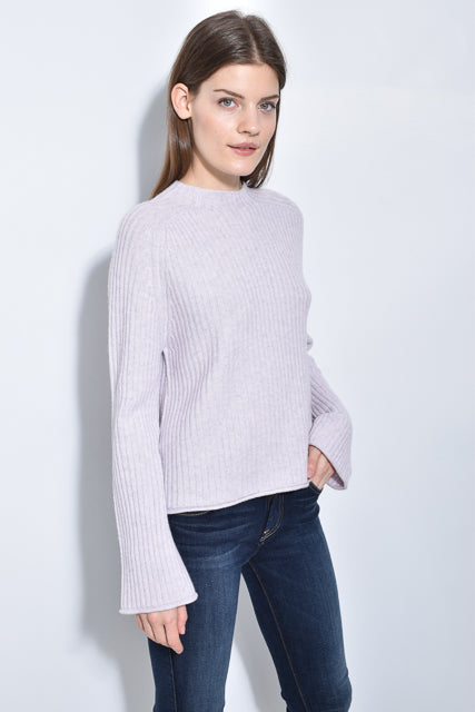 The Twisted Rib Sweater