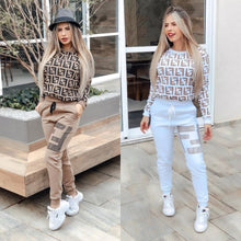 Long Sleeve Casual 2 Piece Set