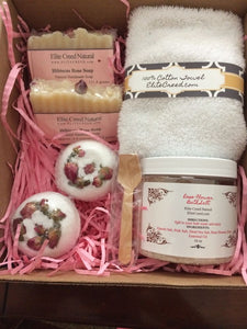 Rose Garden Handmade Soap Gift Set