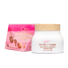Birds + Roses Rose Quartz Hydrating + Firming Mask