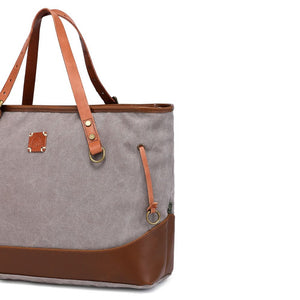Redwood Canvas Shopper