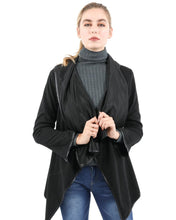 Bowmont Drape Collar Jacket