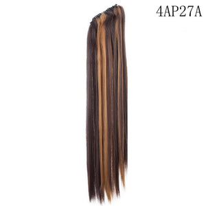 SNOILITE Synthetic Claw Ponytail hair extension