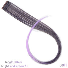 MUMUPI Long Straight color Clip In Extensions
