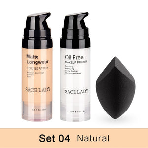 SACE LADY Professional Matte Foundation Primer