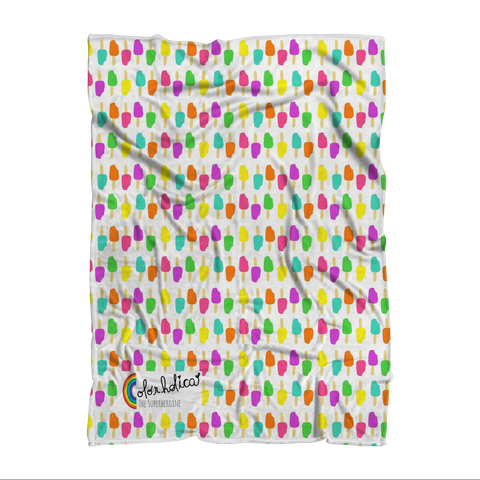 POPsicles Print Blanket - Color holica