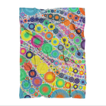 Circles Sublimation Adult Blanket