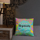 Fight Negativity With Rainbows - Color holica