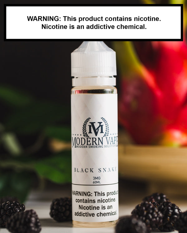 Modern Vape Black Snake 60 mL