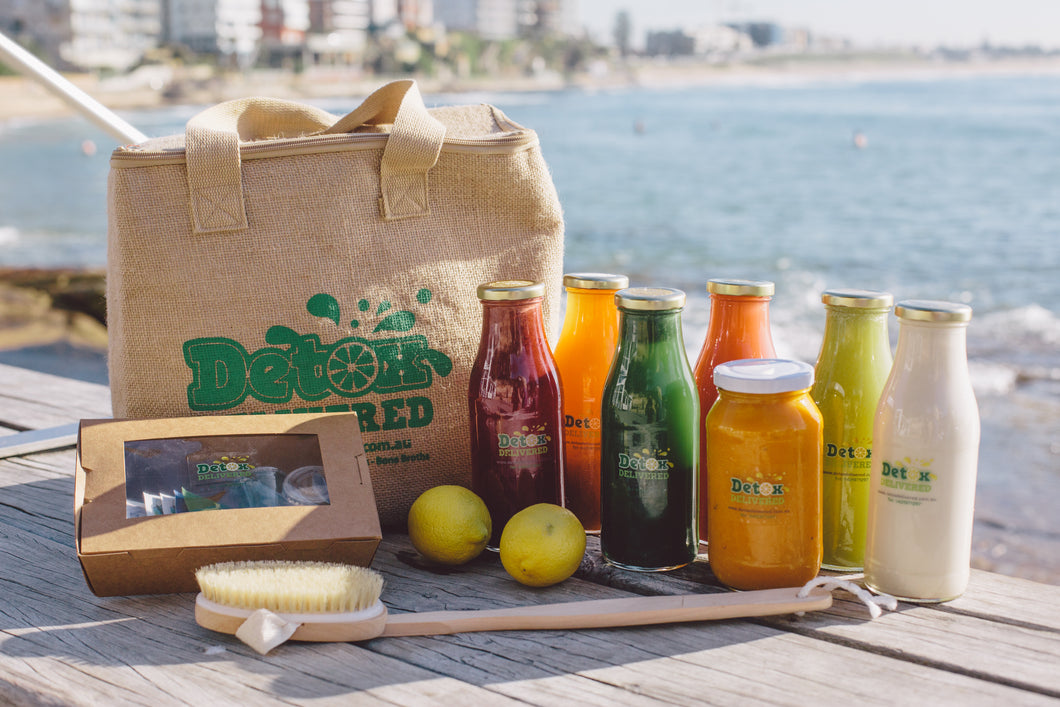 3 Day Personalised Juice Cleanse Program