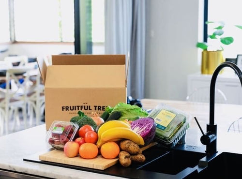 Organic Fruit & Vegetable Box