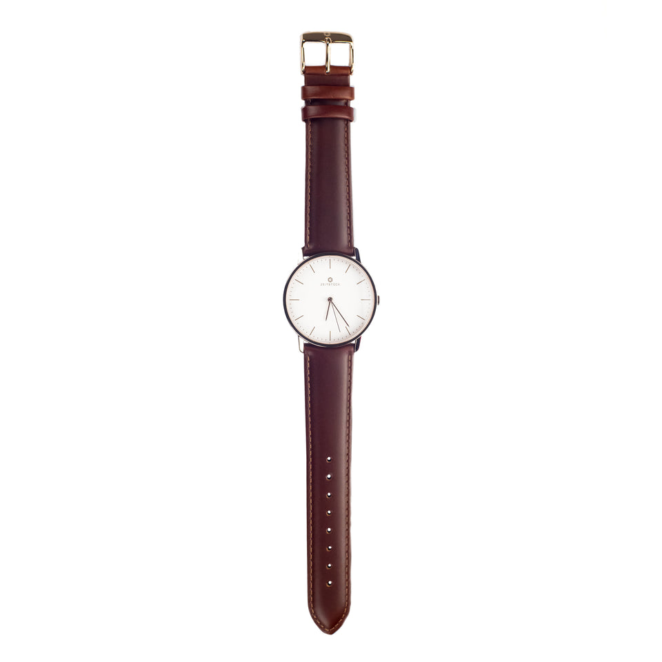 Cassiopeia brown leather