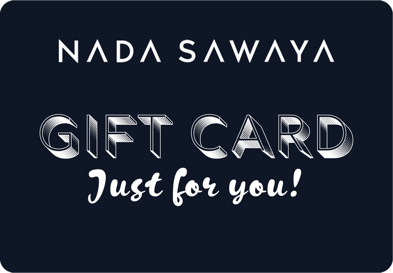NADA SAWAYA Digital Gift Card