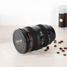 Load image into Gallery viewer, Camera Lens Coffee Mug