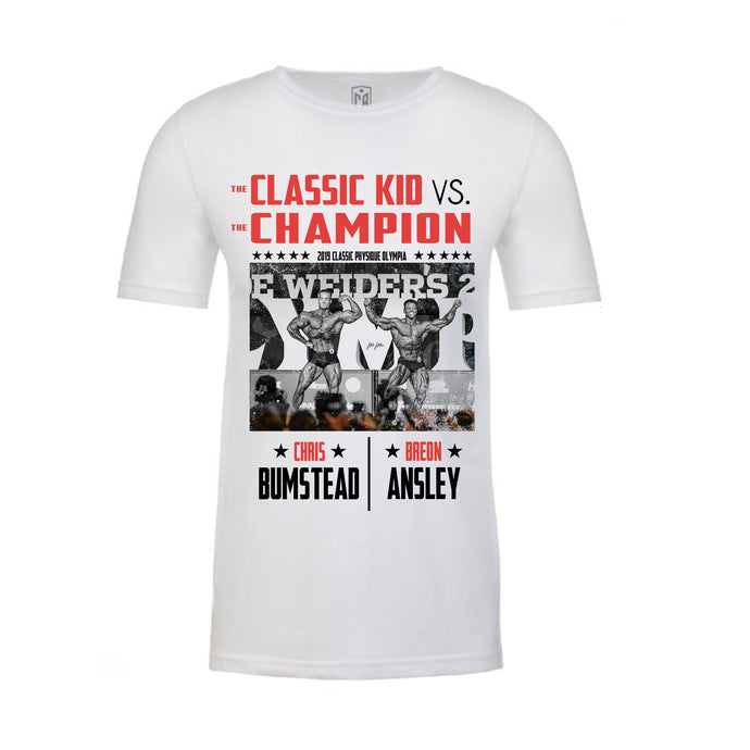 The Classic Kid Vs. The Champion T-Shirt