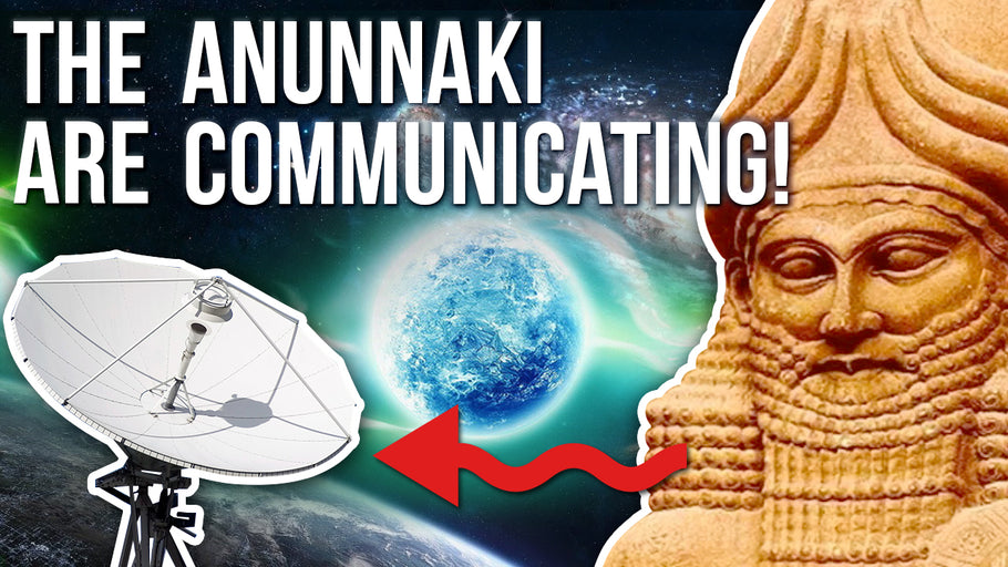 The Anunnaki are Communicating! Cosmic Harmonious Frequencies & Free Energy Through Crop Circles!