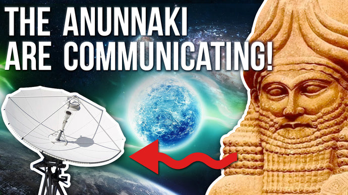 The Anunnaki are Communicating! – Cosmic Harmonious Frequencies & Free Energy Through Crop Circles!