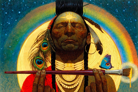 Star Knowledge! - Anunnaki and the Native American Indian