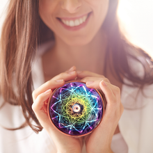 Load image into Gallery viewer, Enki 432 Chakra Healing Disk