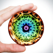 Load image into Gallery viewer, 432 Chakra Healing Disk - Red