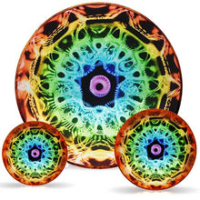 Load image into Gallery viewer, 432 Chakra Healing Disk 3-Piece Set