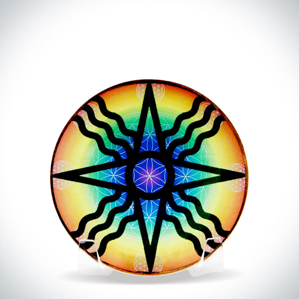 Anunnaki Morning Star Healing Disk