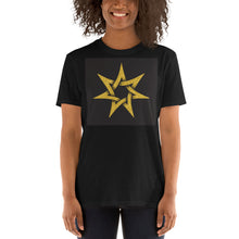 Load image into Gallery viewer, 7-Pointed Star - Short-Sleeve Unisex T-Shirt