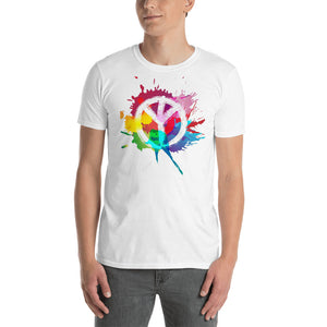 Native American Tree Of Peace - Short-Sleeve Unisex T-Shirt